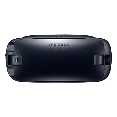 SAMSUNG Gear VR - Casco de Realidad Virtual, Color Negro- Versión Extranjera