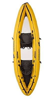 1213-10A Conquest Adventure Gear Dyad Two Person 11ft Inflatable Kayak