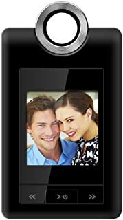 Coby 1.5-Inch Digital LCD Photo Cliphanger DP152BLK (Black)