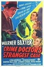 Crime Doctor's Strangest Case (1943)