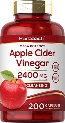 Weber Apple Cider Vinegar Capsules Reviews