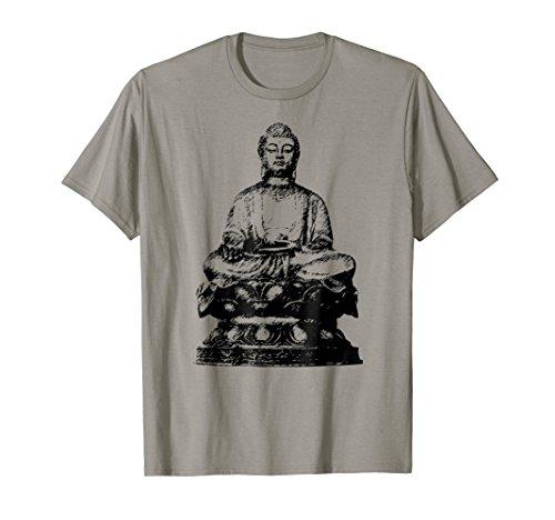 Gautama Buddha T-Shirt Buddhist Zen Buddhism Meditation Tee
