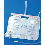 ユーバッグ 閉鎖式導尿バッグ 02601 5セットイリ 02601 5セットイリ 24-8627-00 トップ 販売単位 1