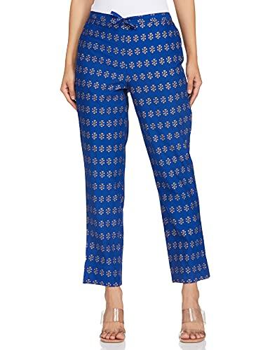 Amazon Brand – Myx Women's Cotton Palazzo Bottom