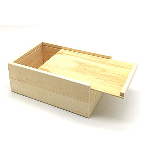 ZHOUHUAW Pet Coffin, Solid Wood Casket, Pet Ashes Holder Memorial Container Jar, Best Friend Services,30208.5cm