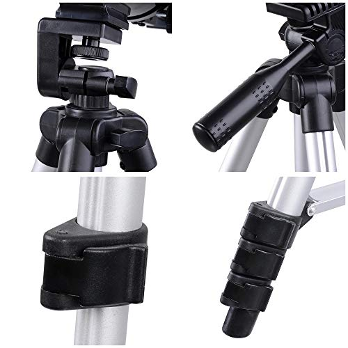AW 50mm Aperture 600mm for Kids Beginners Astronomy Refractor Telescope Spotting Scope Refractive Eyepieces Tripod