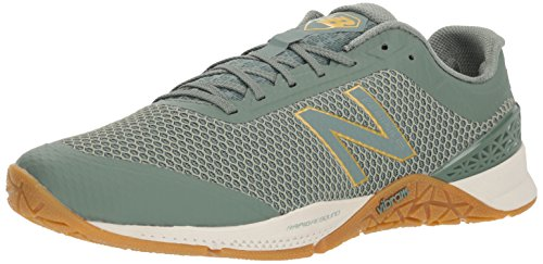 New Balance Men's Minimus 40 V1 Cross Trainer, Green, 7 D US