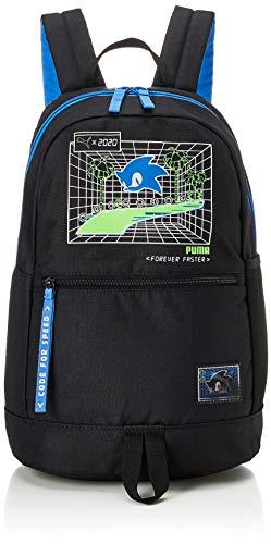 PUMA PUMA x SEGA Kids' Backpack Puma Black OSFA