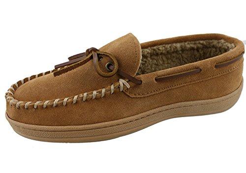 Clarks Rudy Men's Slippers (12 D (M) US, Cinnamon)