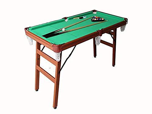 ビリヤード台 ビリヤードテーブル 折りたたみ式 ボール付き テーブルゲーム おうち時間 在宅ゲーム