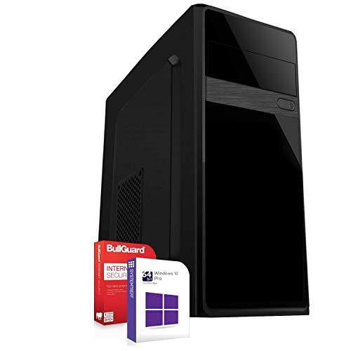 Silent PC Computer • AMD Athlon 3000G 2x3.5GHz Turbo •8GB DDR4 • 256GB M.2 M.2 SSD • Radeon DirectX 12 HDMI • WLAN • USB 3.1 • Ohne DVD-RW • Win10 • 3Jahre Garantie • Desktop Rechner