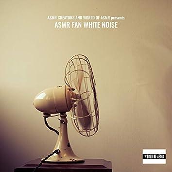 ASMR Fan White Noise