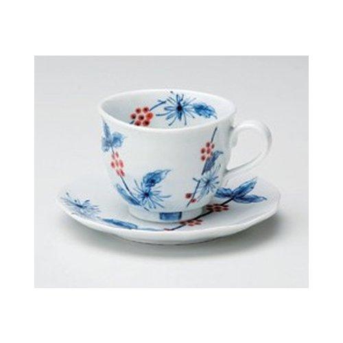 碗皿 コーヒーの木コーヒーC/S [14.2 x 1.8cm] カフェ 喫茶店 洋食器 飲食店 業務用