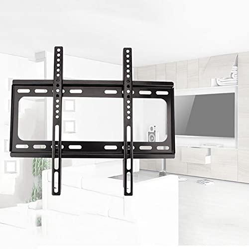 LIXUDECO Gabinete de TV Soporte de Montaje en Pared de TV Plana LED LED para 26 30 32 37 42 46 47 50 52 Monitor de 55 Pulgadas Soporte de TV del Brazo Mueble