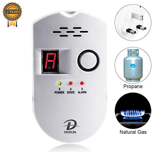Gas Detector, LPG | Natural Gas | Coal Gas Leak Detector,...