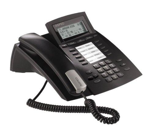 Agfeo ST31 S0 Systemtelefon Digi Für Anl. Mit I-So schwarz