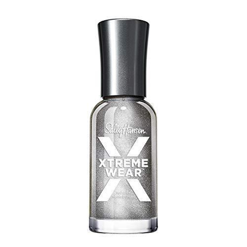 Sally Hansen Xtreme Wear, Silver Storm, 0.4 Fluid Ounce