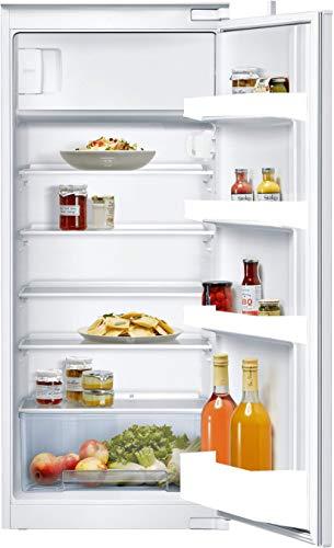 NEFF K1554XSF0 Einbau Kühlschrank mit Gefrierfach N30 / 122,5 x 56,0 cm (H x B) / 183 l Kühlteil /17 l Gefrierteil / FreshSafe