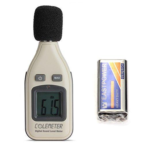 Decibelímetro Sonómetro Acustico...