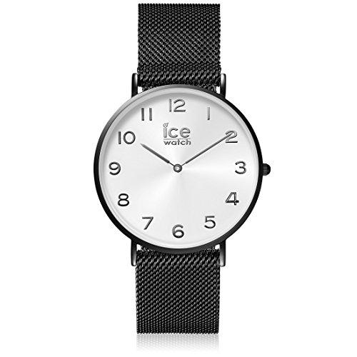 ICE-WATCH Männer Analog Quarz Uhr mit Edelstahl Armband 012699