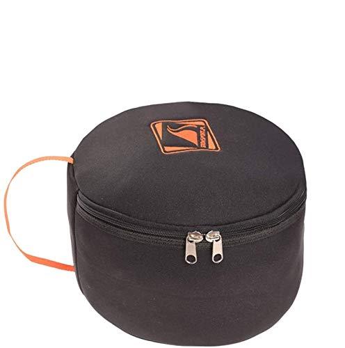 Snowsport HelmBag für Skihelm, Snowboardhelm u. Zubehör Helmtasche Helmbeutel Prestige - dick gepolstet, kompakt und handlich