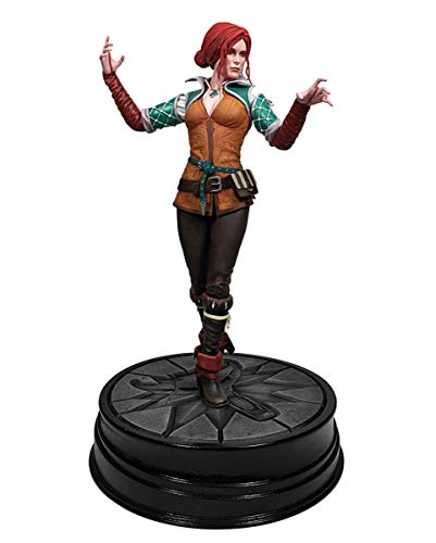 Horror-Shop The Witcher 3 Wild Hunt Triss Merigold Figur 20cm als Geschenk