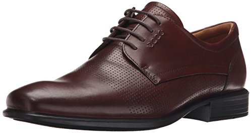 Cairo Perforation Oxford Shoes - Leather (for Men)