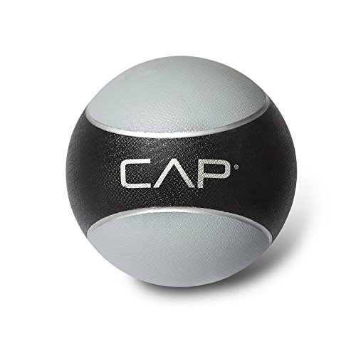 CAP Barbell Rubber Medicine Ball, 12-Pound