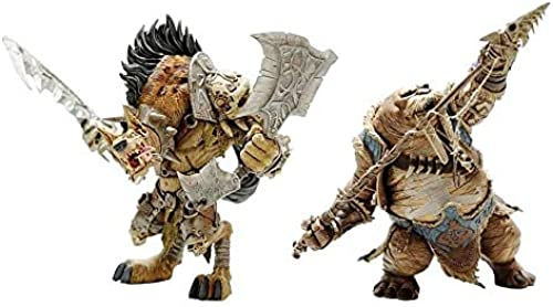World of Warcraft Premium 8  Figur Tuskarr Tavru Akua [Import allehommed]