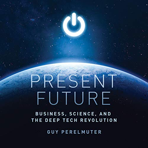 Present Future Audiobook By Guy Perelmuter cover art