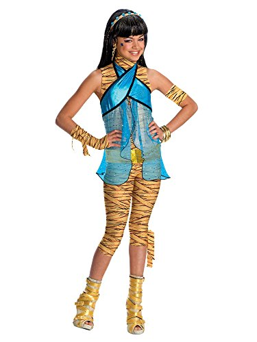 Monster High Disfraz de Cleo de Nile