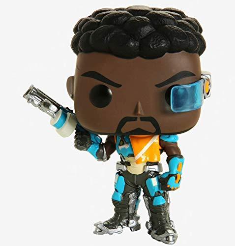 Funko- Pop Games: Overwatch-Baptiste Collectible Figure, Multicolore, 44519