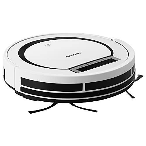MEDION MD 18600 aspirapolvere robot Senza sacchetto Bianco 0,3 L