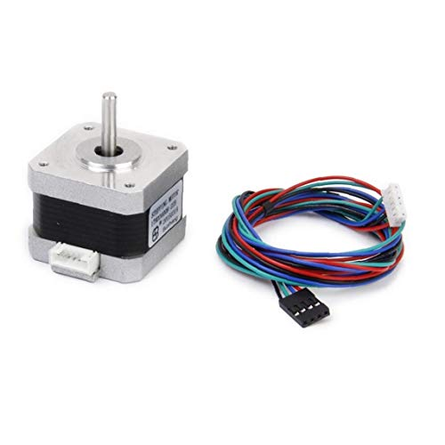 Printer Stepper Motor Nema 17 3D Printer Two Phase 4 Wire Stepper Motor for 1.8Deg 17HD34008-22B Printer Accessory