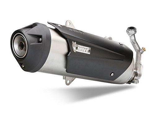 Yamaha WR 125/x 2015/15/Pot d/échappement Exhaust mivv dekalyz ator Tube No Cat