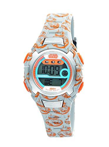 AM:PM Star Wars BB-8 Reloj infantil naranja SP178-U479 Digital multifunción