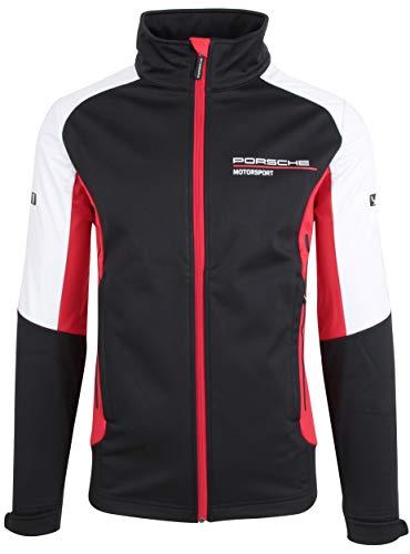 Porsche Motorsport Herren Jacke Funktionsjacke Softshelljacke Soft Shell EU XL/US L