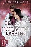 Bedroht von höllischen Kräften (Die Engel-Reihe 2): (Fantasy-Liebesgeschichte)