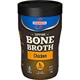 Swanson Sipping Bone Broth, Chicken Bone Broth, 10.75 Ounce Sipping Cup (pack of 8)