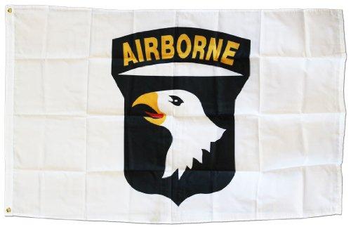 101st Airborne Division – 101ST Airborne Division Drapeau