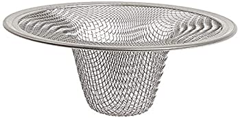 Danco 88821 2-3/4-Inch Tub Mesh Strainer Stainless Steel Silver