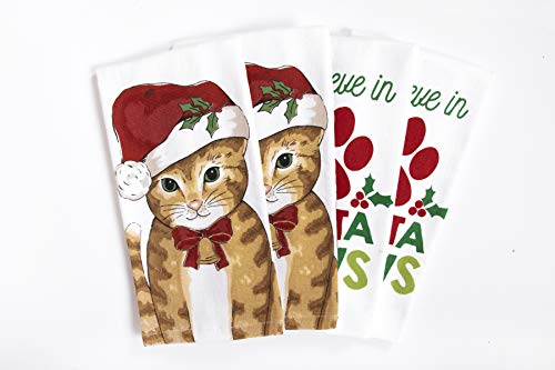 Top 10 Best Selling List for ritz kitchen cat towels