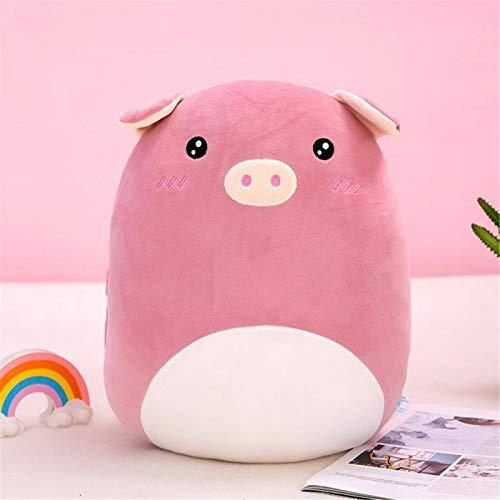 Cute Pig Plush Toy Pink Baby Pig Sleeping Pillow for Girls Soft Cute Doll Doll Plush Toy Plush Doll Plush Pillow Soft Cartoon Toy Birthday Gift Valentine's Day Present