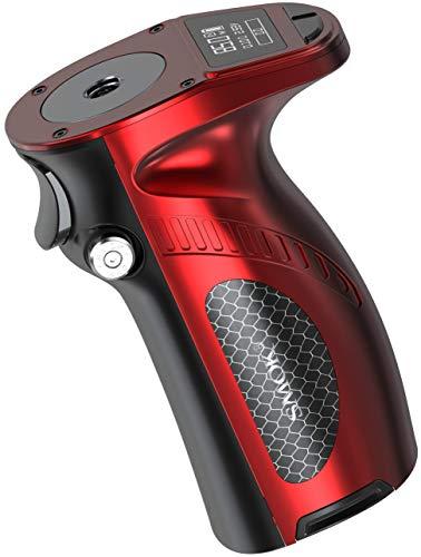 Mag Grip 100 Watt Akkuträger ohne 18650/20700/21700 Akkuzellen - von Smok - Farbe: rot-schwarz