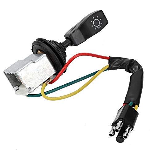 KSTE Faro de la linterna Interruptor adapta cabezal de control de luz de lámpara de reemplazo Land Rover Defender Auto