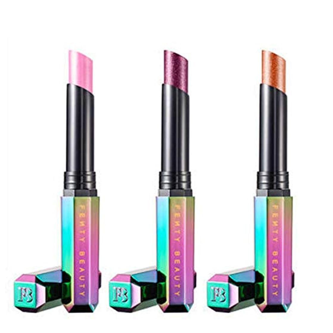 め言葉恋人加害者FENTY BEAUTY BY RIHANNA 限定版 STARLIT LIP TRIO STARLIT Hyper-Glitz Lipstick 3/Set [海外直送品] [並行輸入品]