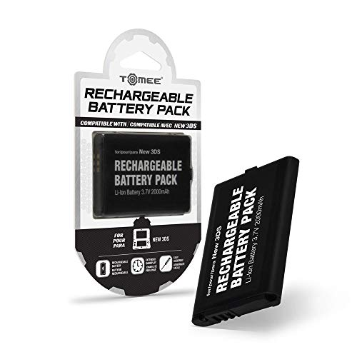 Tomee Rechargeable Battery Pack for New Nintendo 3DS