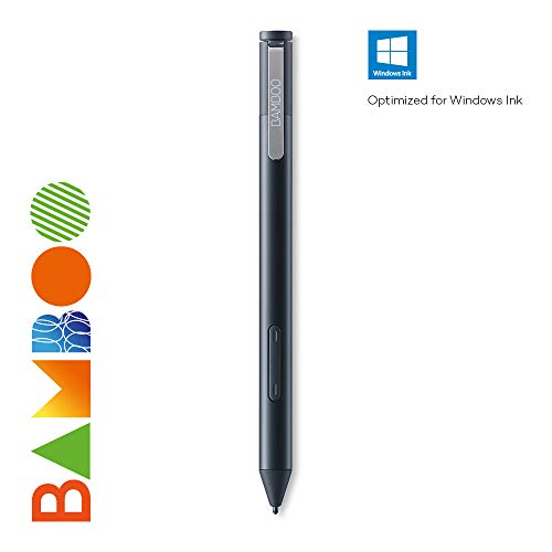 Wacom CS-321A1K0B Bamboo Ink Smart Stylus - Black
