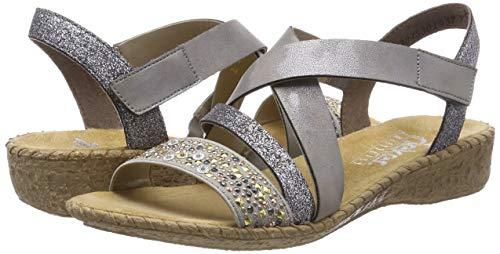 Rieker Damen Sandalette - 7