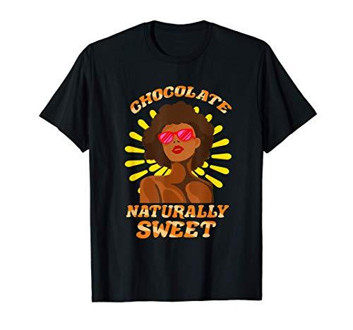 Chocolate Naturally Sweet T-Shirt